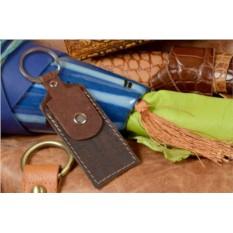 Шоколадный брелок для ключей-футляр для флешки GukFactory
