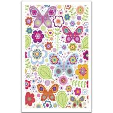 Пазл Pintoo 1000 деталей Бабочки в цветах