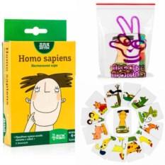 Настольная игра Homo sapiens