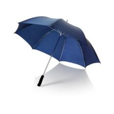 Темно-синий механический зонт-трость Slazenger