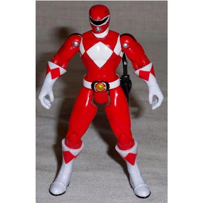Фигурка Mighty Morphin Power Rangers Red Ranger
