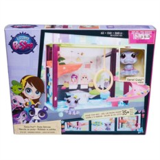 Мини-игровой набор Hasbro Littlest Pet Shop Бассейн