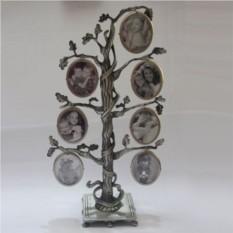 Фоторамка Дерево в бронзовом цвете
