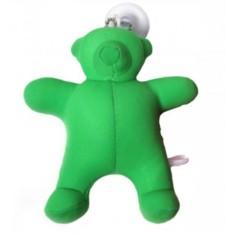 Брелок-антистресс Медвежонок зелёный