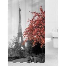 Занавеска в душ Париж