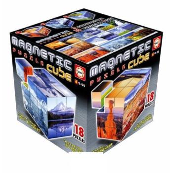 Магнитный кубик «Панорама»