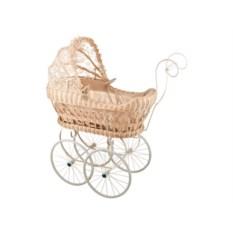 Плетеная коляска Leiteng Artwares