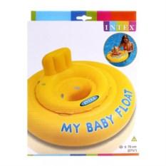 Детский круг для плавания с сиденьем