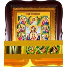 Курская Коренная икона Божьей Матери Знамение