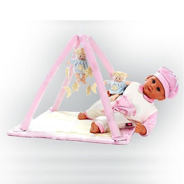 Кукла Бэби-Сэйра с игровым ковриком набор