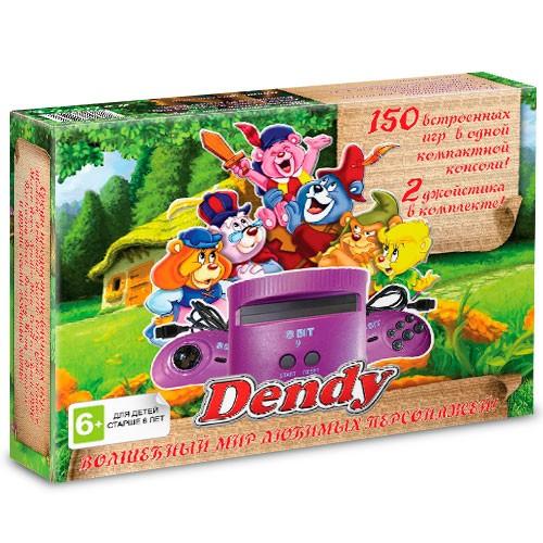 Игра Dendy Мишки Гамми + 150 игр