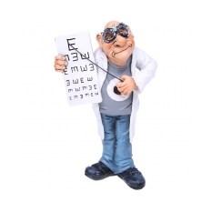 Статуэтка «Врач -офтальмолог»