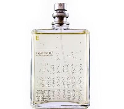 Парфюмерная вода Escentyic Molecules Escentric 03, 100мл
