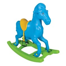Детская качалка Лошадь бегущая
