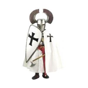 Рыцарь тевтонского ордена (1128 г. н. э.)