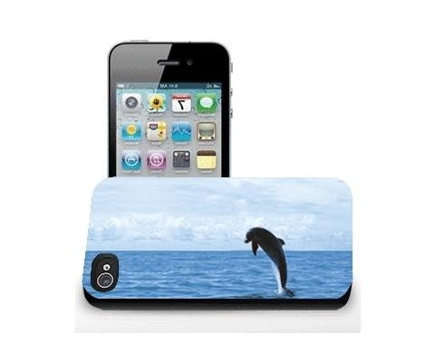 Панель для Iphone «Дельфин»
