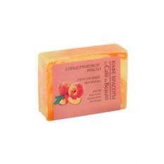 Твердое мыло Персиковый фромаж