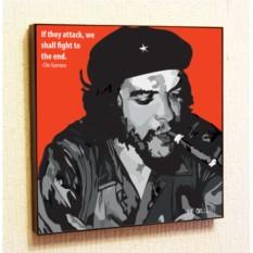 Картина в стиле поп-арт Че Гевара