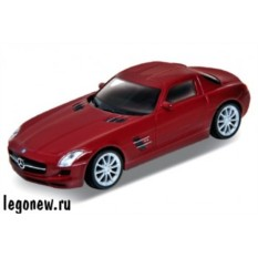 Модель машины Welly 1:34-39 Mercedes-Benz SLS AMG