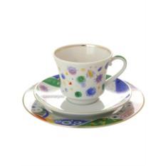 3-х предметный чайный комплект Карнавал