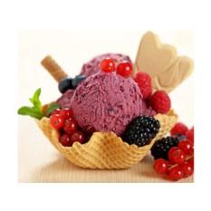 Алмазная вышивка «Мороженое»