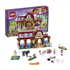 Конструктор Lego Friends Клуб верховой езды