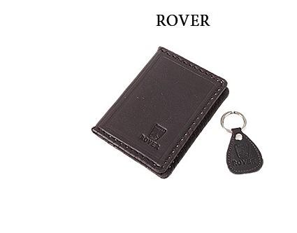 Обложка для водительского удостоверения с брелком ROVER