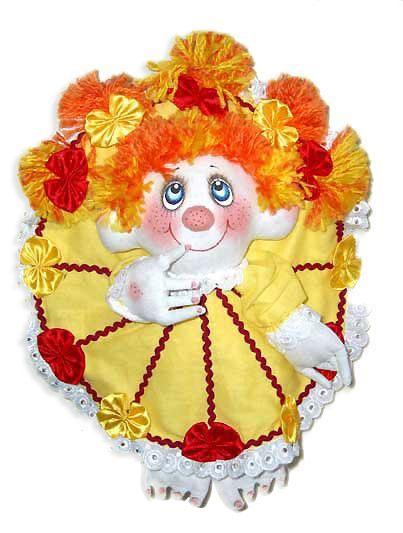 Кукла Солнышко