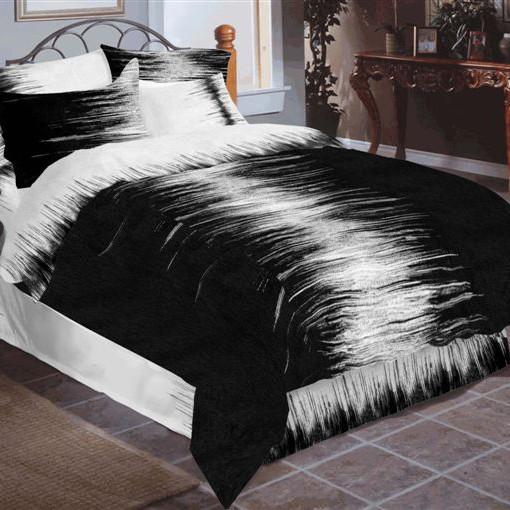 Комплект постельного белья BLACK WHITE