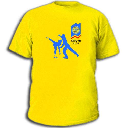 Футболка «Фигурное катание»