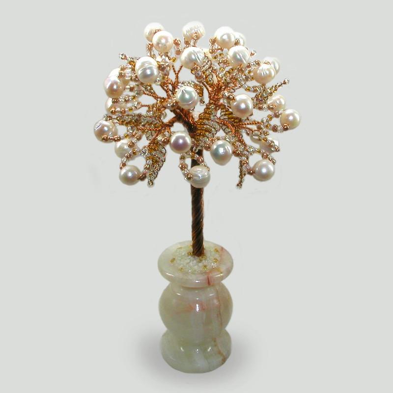 Дерево из жемчуга Свадебное