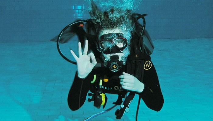 Сертификат Курс Open Water Diver в клубе Альтернатива