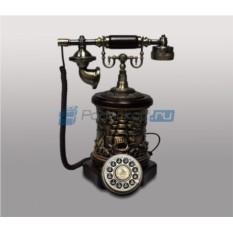 Кнопочный ретро-телефон Морской