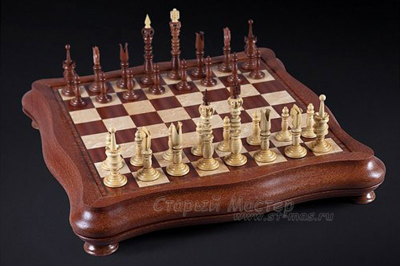 Шахматы «Калверт Люкс»