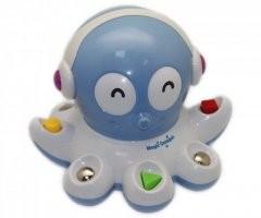 Игрушка Музыкальный осьминог