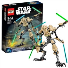 Конструктор Lego Star Wars Генерал Гривус