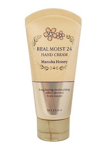 Крем для рук Real Moist 24 hand cream (Manuka Honey)