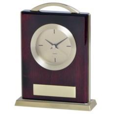 Настольные часы с шильдом Министр