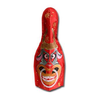 Чехол для шампанского «Китайский бык»