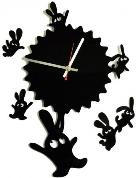 Настенные часы Парашютисты