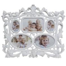 Семейная фоторамка на стену для пяти фотографий