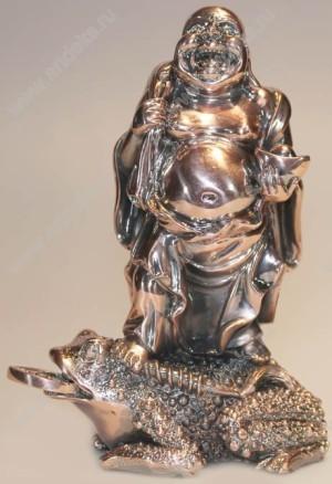 Декоративная статуэтка Хотей