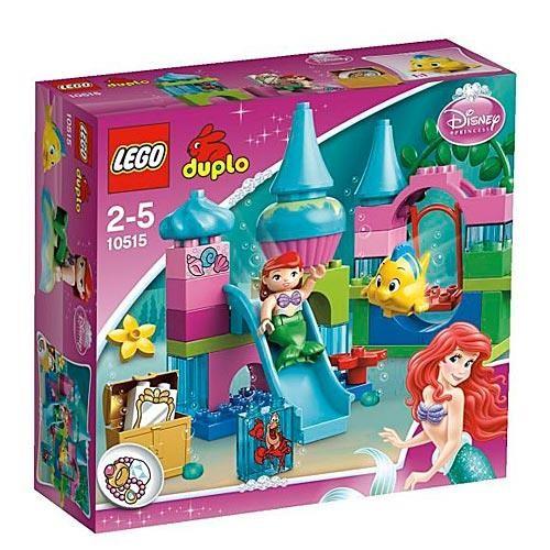Конструктор LEGO Duplo Подводный замок Ариэль