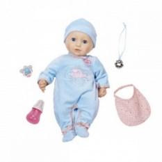 Многофункциональная кукла-мальчик Бэби Аннабель