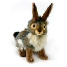 Мягка игрушка Чернохвостый заяц (Hansa)