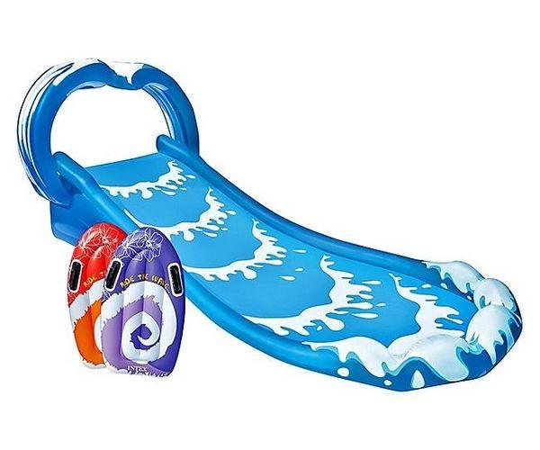 Надувная горка Intex для детей от 6 лет