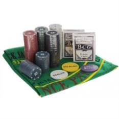 Подарочный набор Poker set