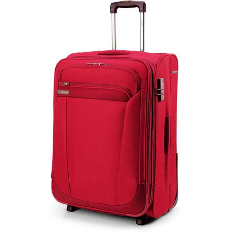 Расширяемый чемодан-тележка Carlton Movida