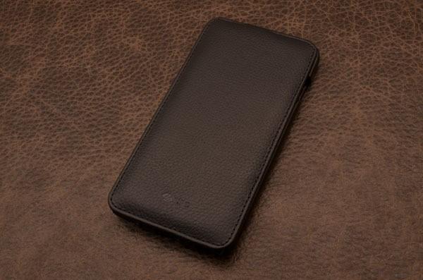 Кожаный чехол SIPO для iPhone 6 Plus «Ночь в Кальяри»