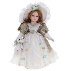 Фарфоровая кукла Ксения